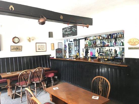Egton, UK: Bar
