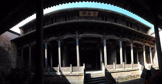 Huangshan, China: eleven pillar