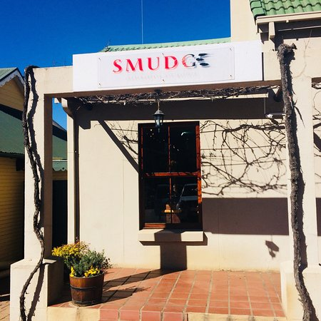 Clarens, Sydafrika: Smudge Contemporary Art Gallery