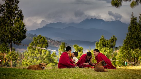 Thimphu District Foto