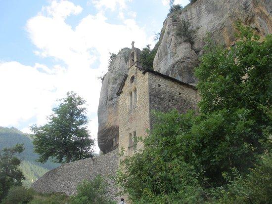 Sainte-Enimie, Frankrike: L'Ermitage