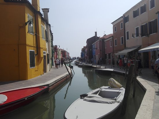 Isola di Burano: Atmosphere