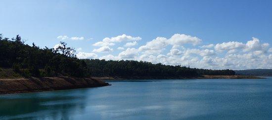 Yarloop, Australia: Logue Brook Dam
