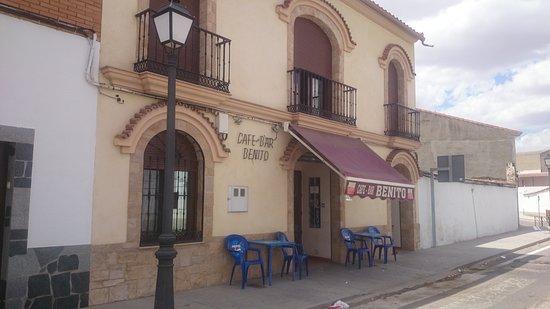 Hinojosa del Duque, Испания: Genuino!!