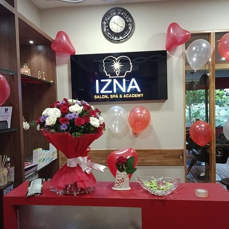 Izna Salon Spa and Academy