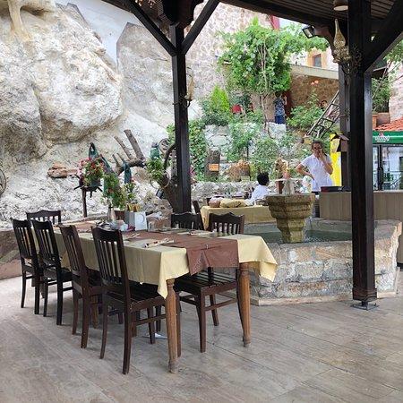 Foto de Adatepe Tasmektep Restaurant