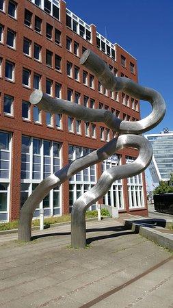 """Skulptur """"Seewind"""""""
