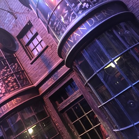 Warner Bros. Studio Tour London - The Making of Harry Potter: photo0.jpg