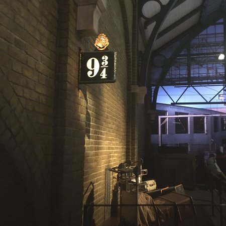 Warner Bros. Studio Tour London - The Making of Harry Potter: photo5.jpg