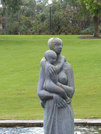 Pioneer Woman's Memorial