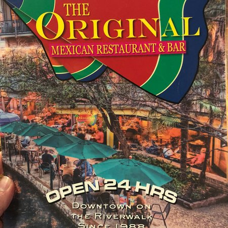photo0 jpg - Picture of The Original Mexican Restaurant, San