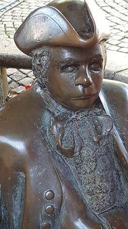 Denkmal Asmus Bremer