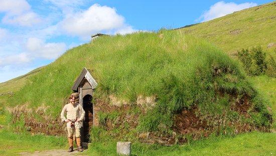 Budardalur, IJsland: Eiríksstaðir longhouse