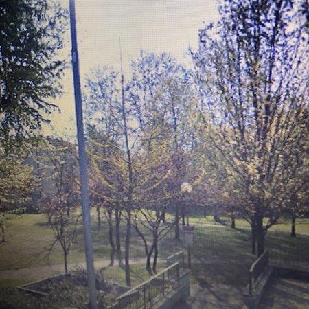 Manerbio, Italia: Ingresso parco