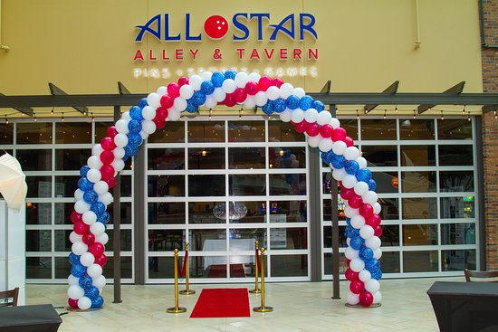 ‪‪Syracuse‬, نيويورك: All Star Alley & Tavern‬
