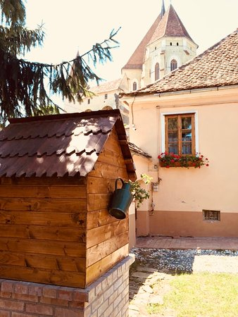 Biertan, Romania: Pensiunea Oppidum