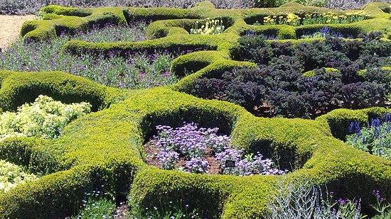 Broughton Grange Garden