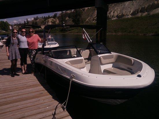 Pete's Marina - Boat Rentals