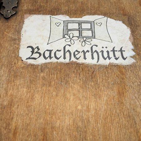 Bacherhütte – kép