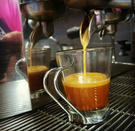 Souvala, Grecia: Coffee