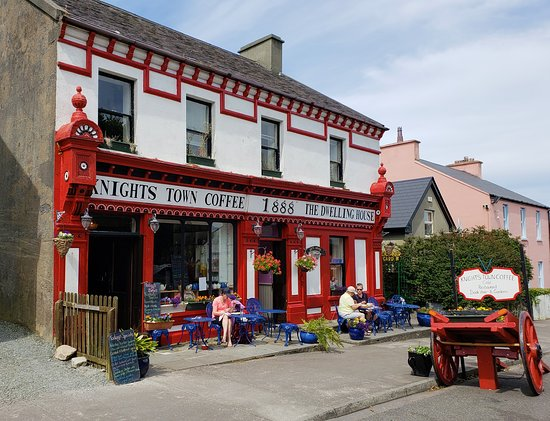 Knightstown, Ireland: Knights Town Cafe