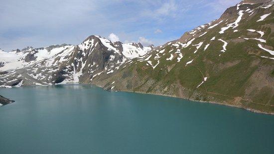 Formazza, Italie : Lago dei Sabbioni
