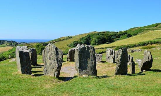 Drombeg Stone Circle照片