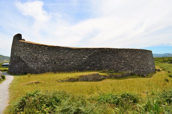 Cahergall Fort: Cahergall Stone Fort