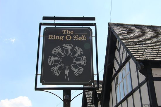 Ring O'Bells: Pub Sign