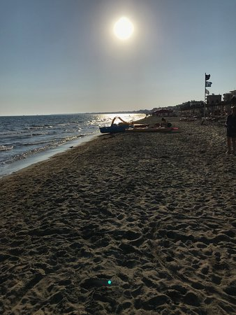Tulum by Lido Astura : Spiaggia