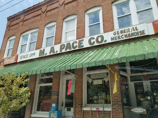 M. A. Pace General Store: a great historic store