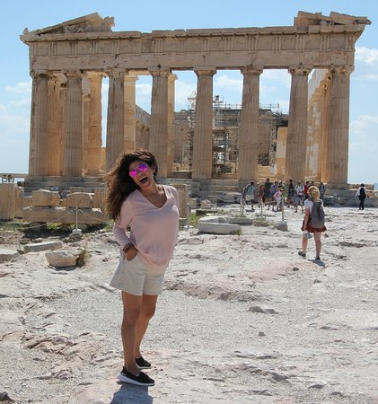 Private Greece Tours: Perfect day on top of the Acropolis of Athens