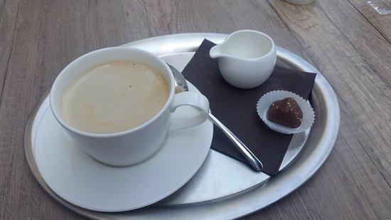 Godiva Cafe Chocolat: Cafe American
