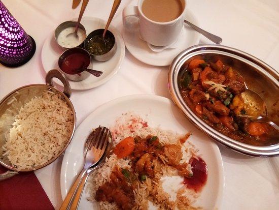 Potret Indisches Restaurant Maharadscha