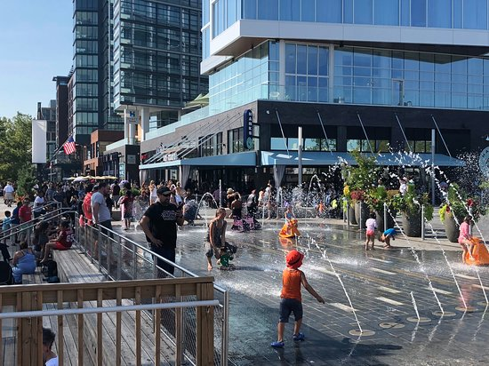 District Wharf Restaurants Around The