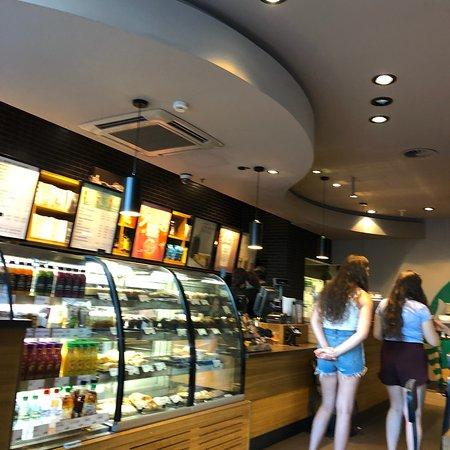 Starbucks überfordert