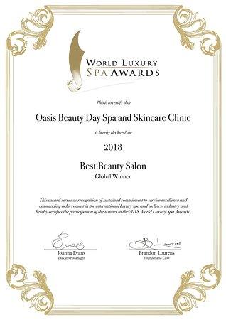 Oasis Beauty - Day Spa & Skincare Clinic (Dublin) - 2018 All You ...