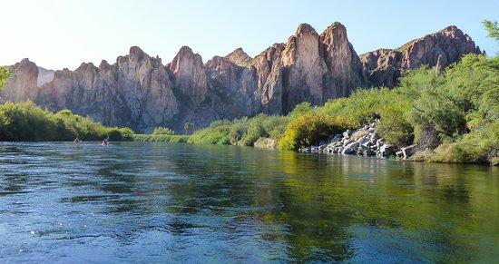 Saguaro Lake Guest Ranch Kayaking & Tubing