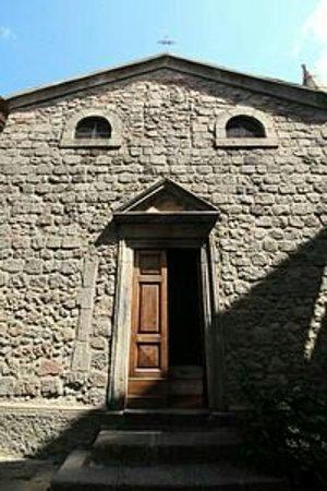 Castel Del Piano, อิตาลี: Chiesa del Santissimo Sacramento