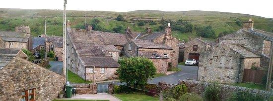 North Yorkshire, UK: The cozy little village of Muker. A Swaledale gem.