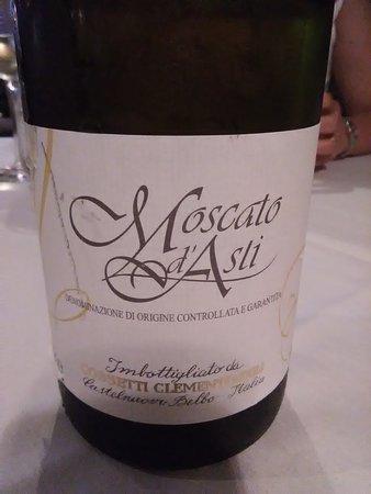 Dallas, PA: They serve import wine