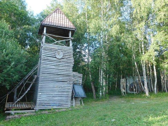 Moletai, Lithuania: Zalvario Parkas