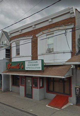 Hazleton, Pensilvania: Benito's Restaurant