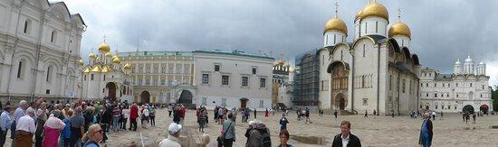 Saratov Oblast, روسيا: Le Kremlin
