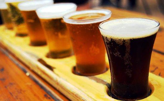 Priest River, ID : Beer flights