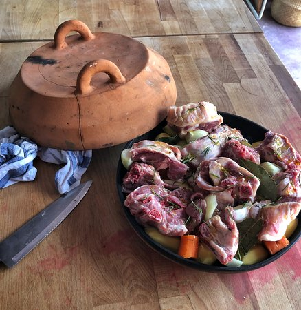 EatIstria Cooking Classes & Wine Tours: beautiful, isolated property