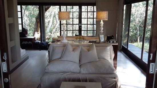 Phinda Private Game Reserve, Zuid-Afrika: Suite 5