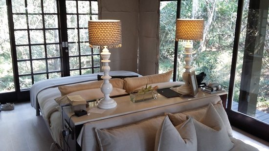 Phinda Private Game Reserve, Zuid-Afrika: Bedroom 5