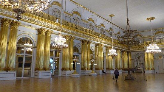 Saratov Oblast, Rosja: Saint-Petersbourg, musée de l'Ermitage