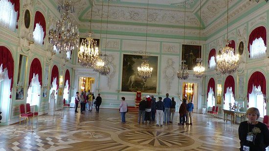 Saratov Oblast, Ρωσία: Palais de Peterhof